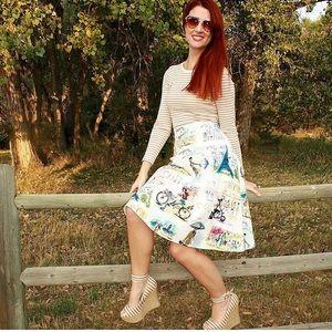 Dresses & Skirts - Heart of Haute Paris Skirt